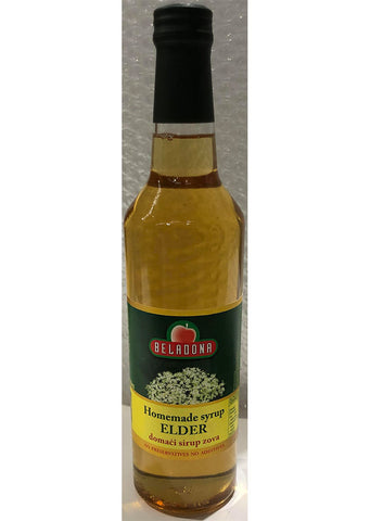 Beladona Elder syrup 700ml