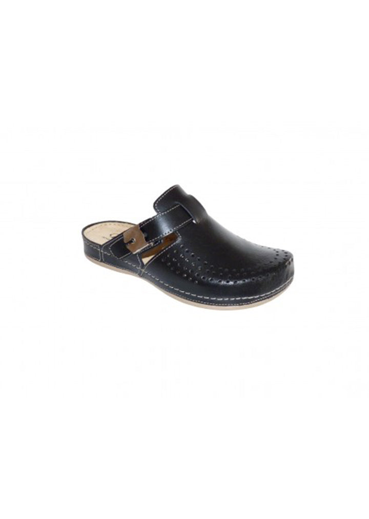 Bril - Womens Clogs Black No.37