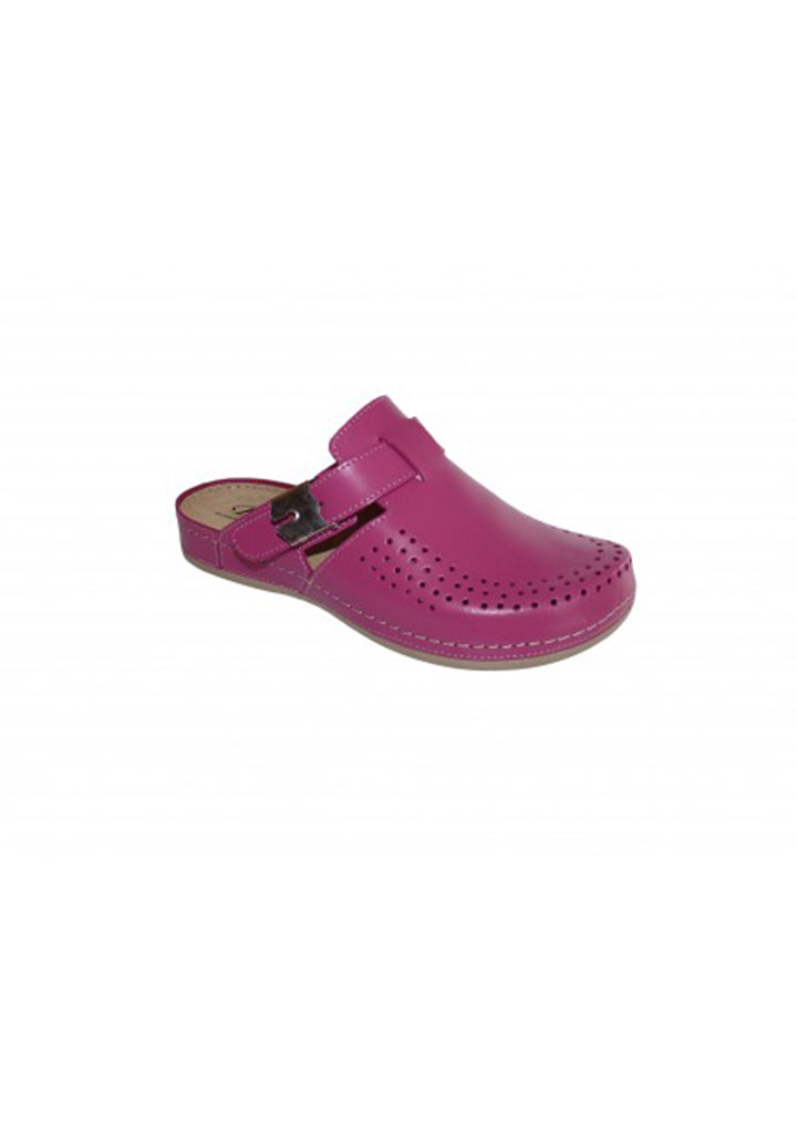Bril - Womens Clogs Pink No.37