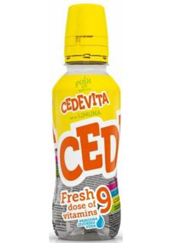 Cedevita GO - Fresh lemon 355ml x12pcs(BOX)