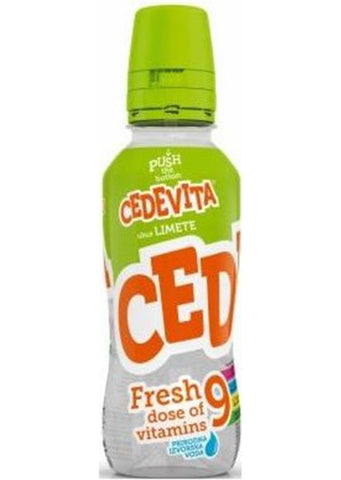 Cedevita GO - Fresh lime 345ml