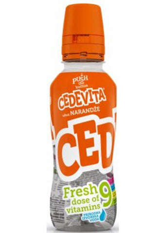 Cedevita GO - Fresh orange 345ml x12pcs BOX