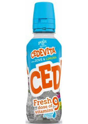 Cedevita GO - Fresh Elder & Lemon 355g