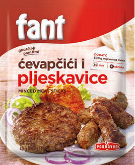 Podravka - Fant minced meat sticks  40g
