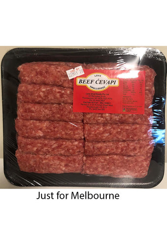 Love Smallgoods - Beef Cevapi 1Kg