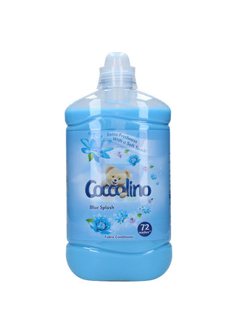 Coccolino - Softener Blue splash 1.8L (72 washes)