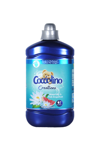 Coccolino - Water lily & pink grapefruit Softener 1.680ml (67 washes)