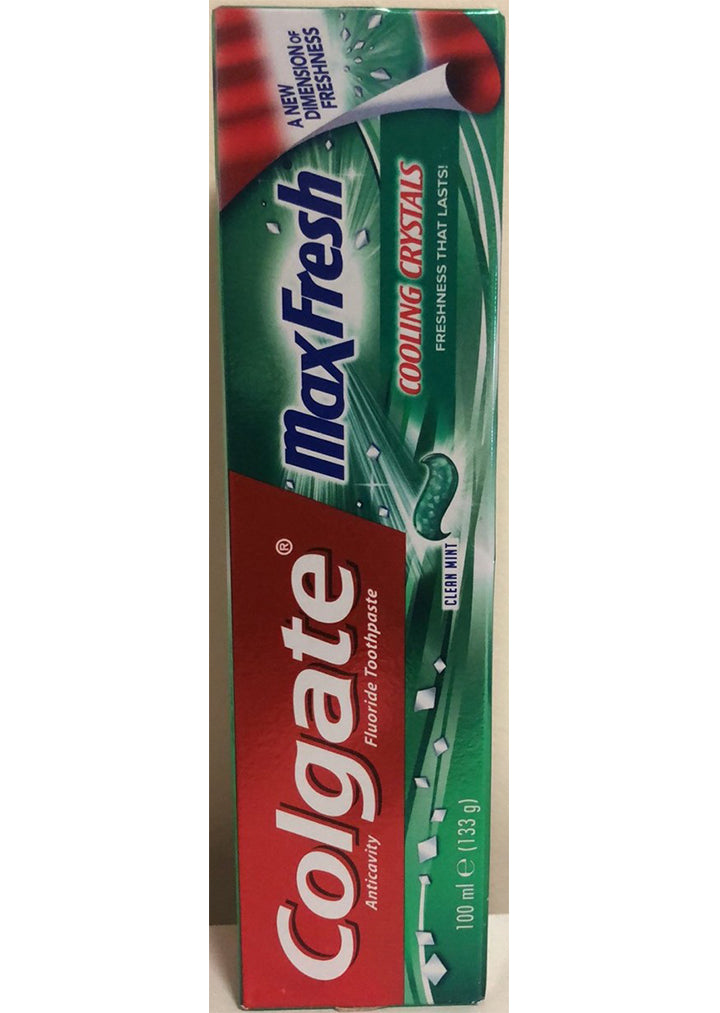 Colgate - Max Fresh cooling crystals toothpaste 100ml
