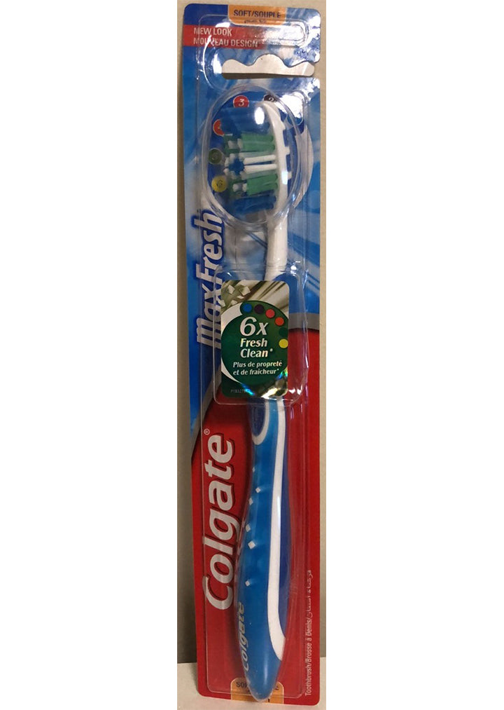 Colgate - Max Fresh toothbrush