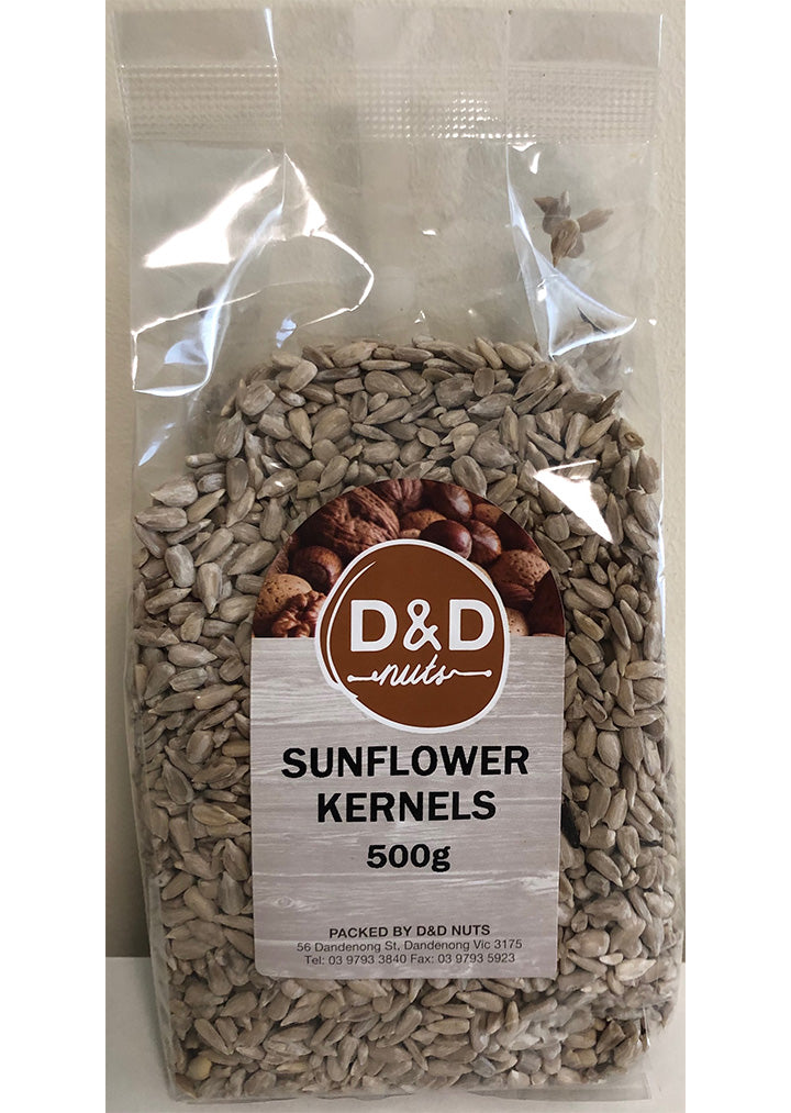 D&D Nuts - Sunflower kernels 500g