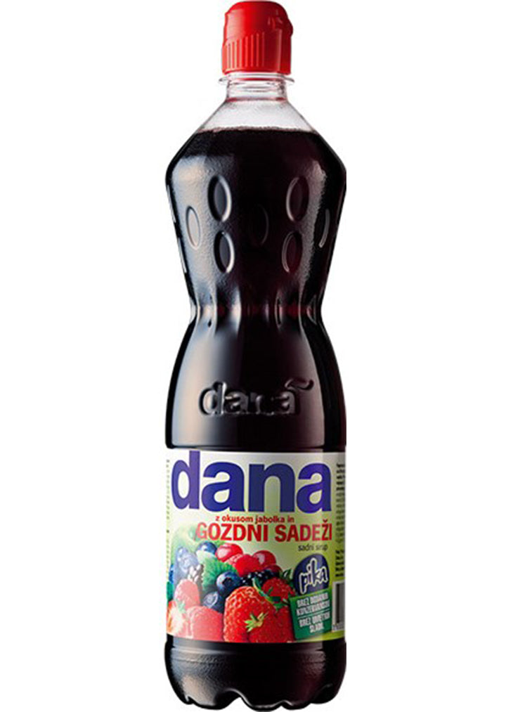 Dana - Syrup Forest fruit 1L