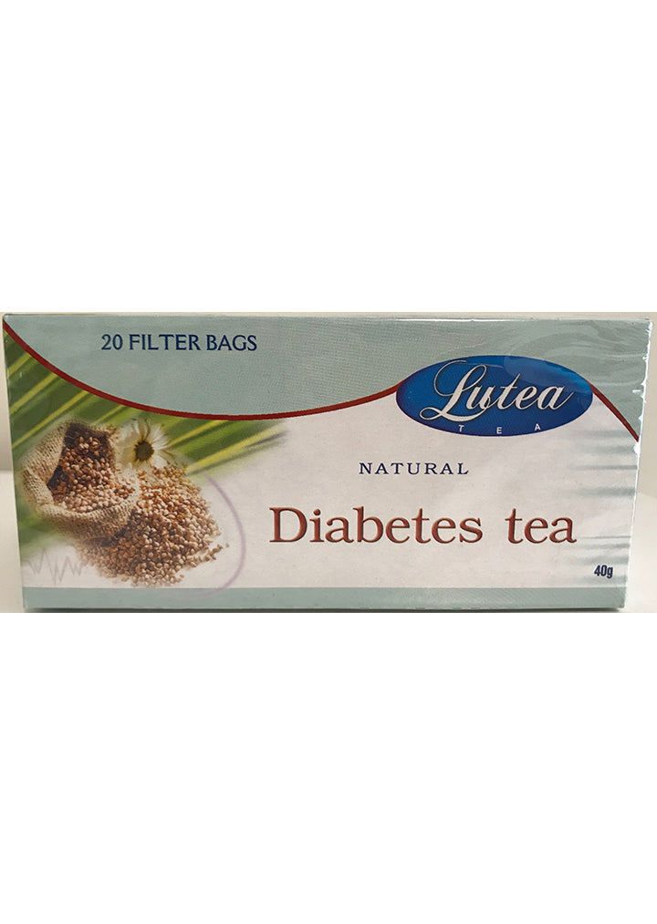 Lutea - Diabetes Tea 40g