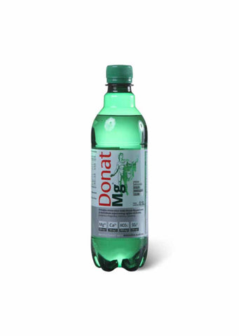 Donat Mg - Spring water 0.5L x 12pcs (BOX)
