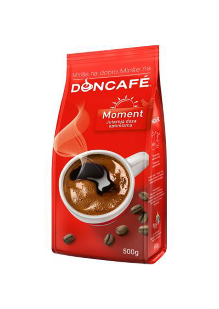 Doncafe coffee - Moment 500g