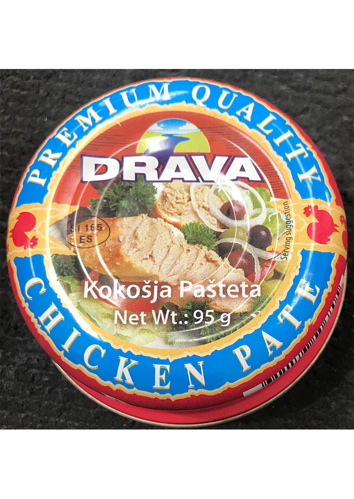 Drava - Chicken pate 95g