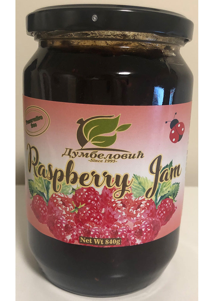 Dumbelovic - Raspberry jam 840g