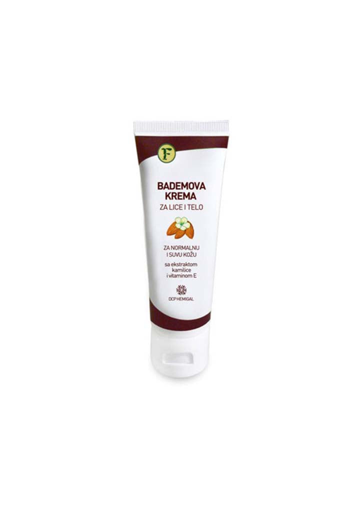 Fitogal - Almond Oil Cream 80ml