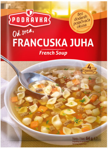 Podravka - French Soup 64g