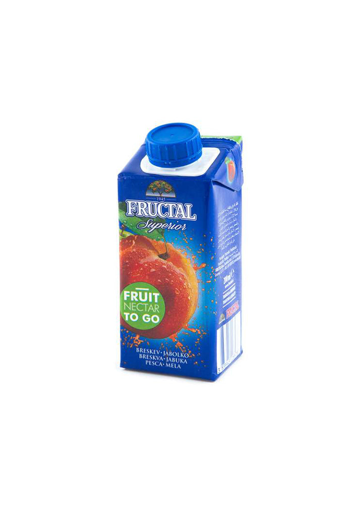 Fructal - Juice peach and apple superior 200ml