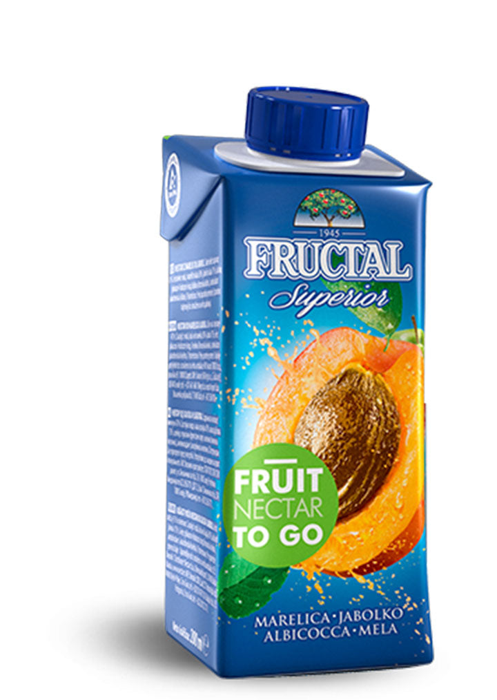 Fructal - Juice apricot superior 200ml