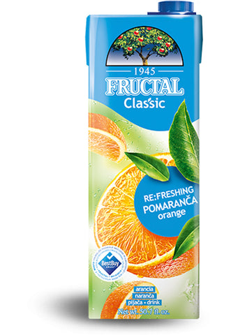 Fructal - Classic orange juice 1.5L
