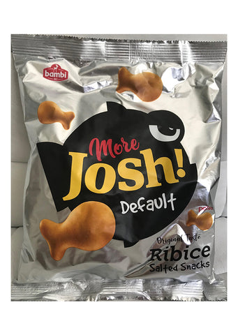 Bambi - More Josh default fish salted snack 180g - Fasten