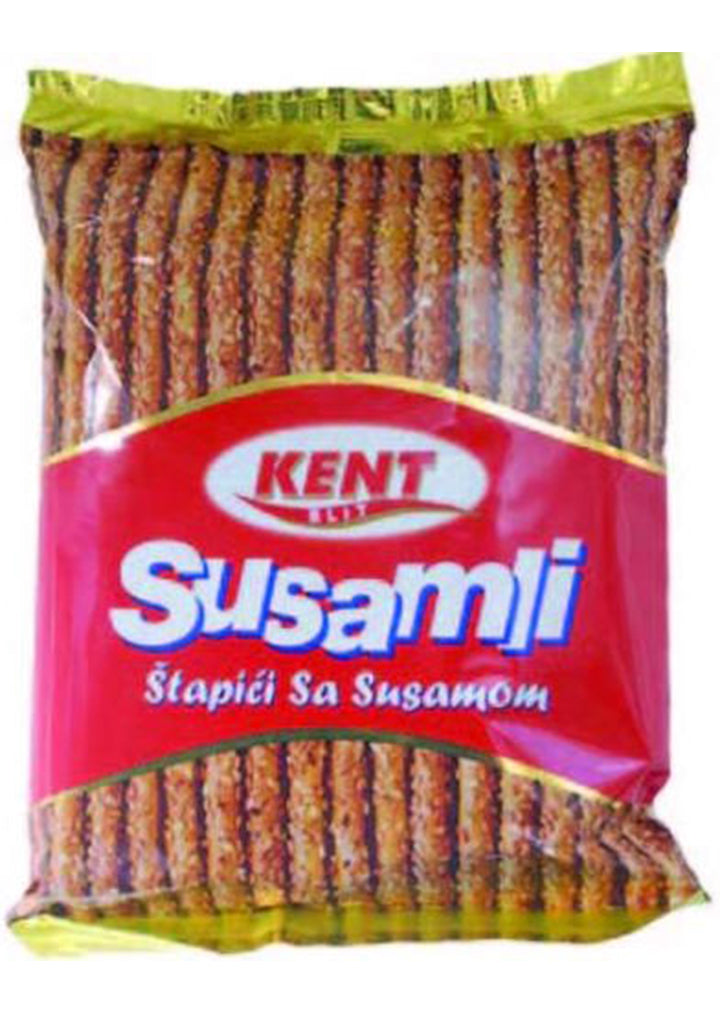 Kent - Sticks with sesame seeds 175g