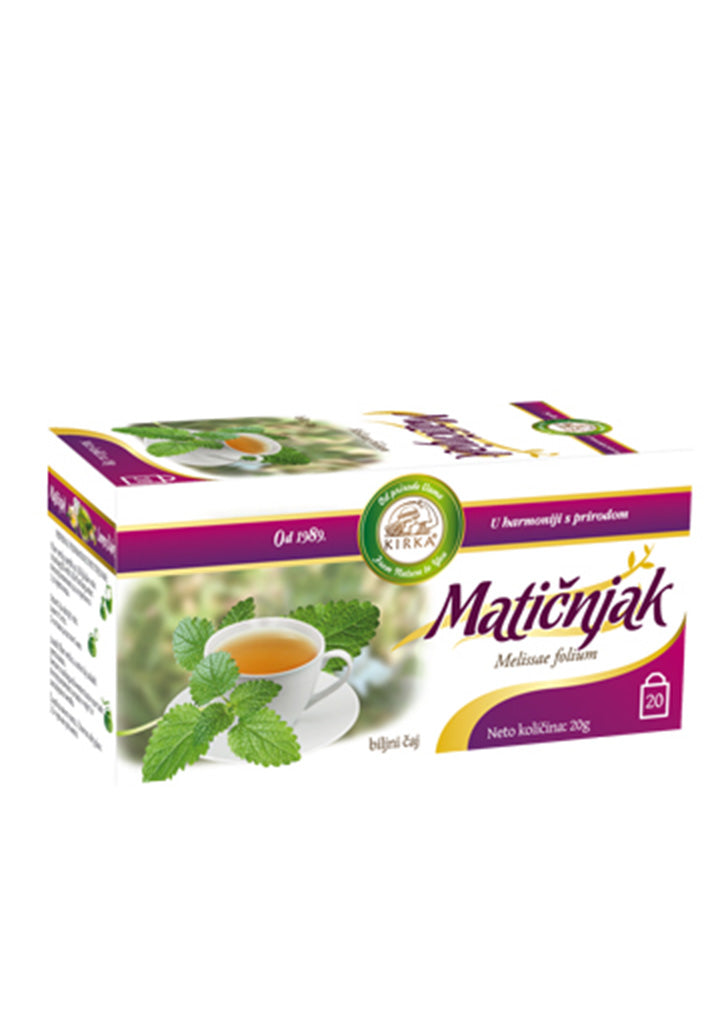 Kirka - Lemon balm tea 20g