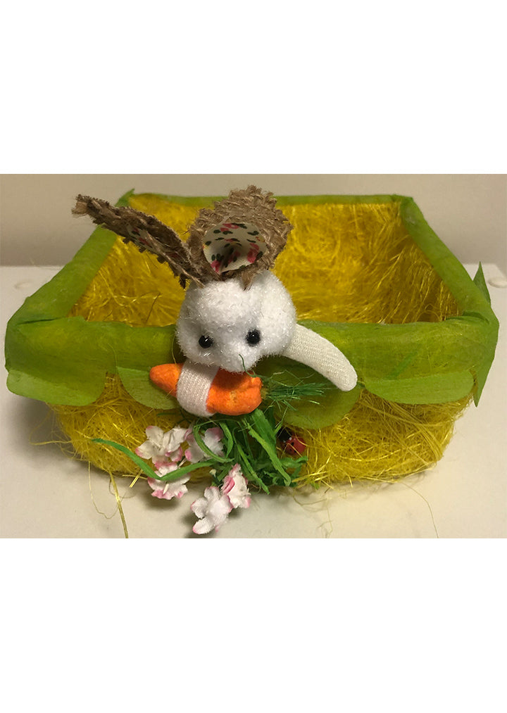 Easter - Basket bunny