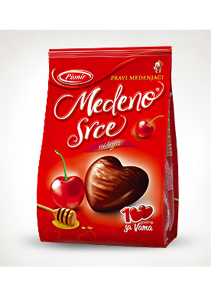 Pionir - Honey Heart cherry 150g