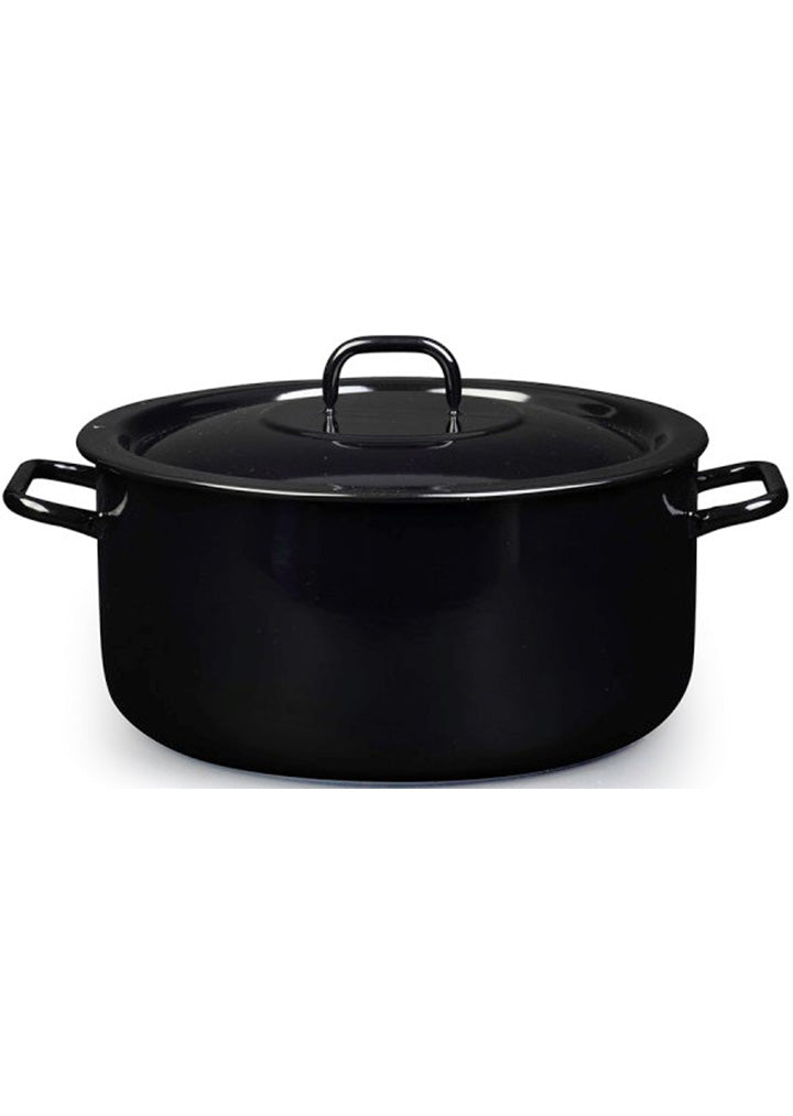 Metalac - Masiv (Solid) shallow pot 28cm / 8.5L