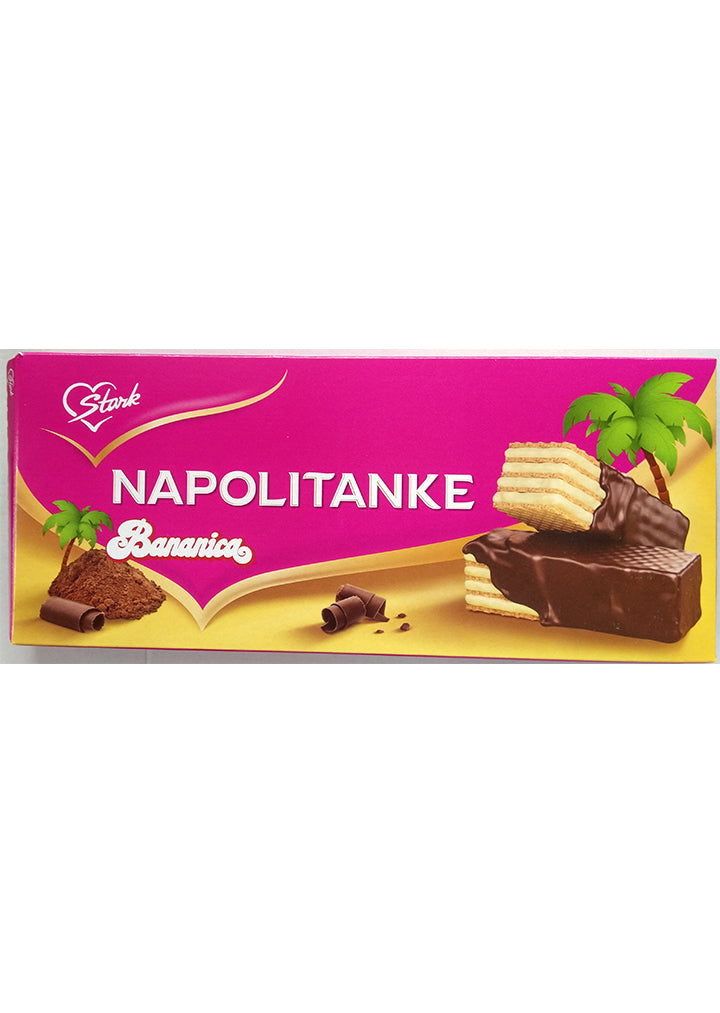 Soko Stark - Wafers with bananica flavor 135g
