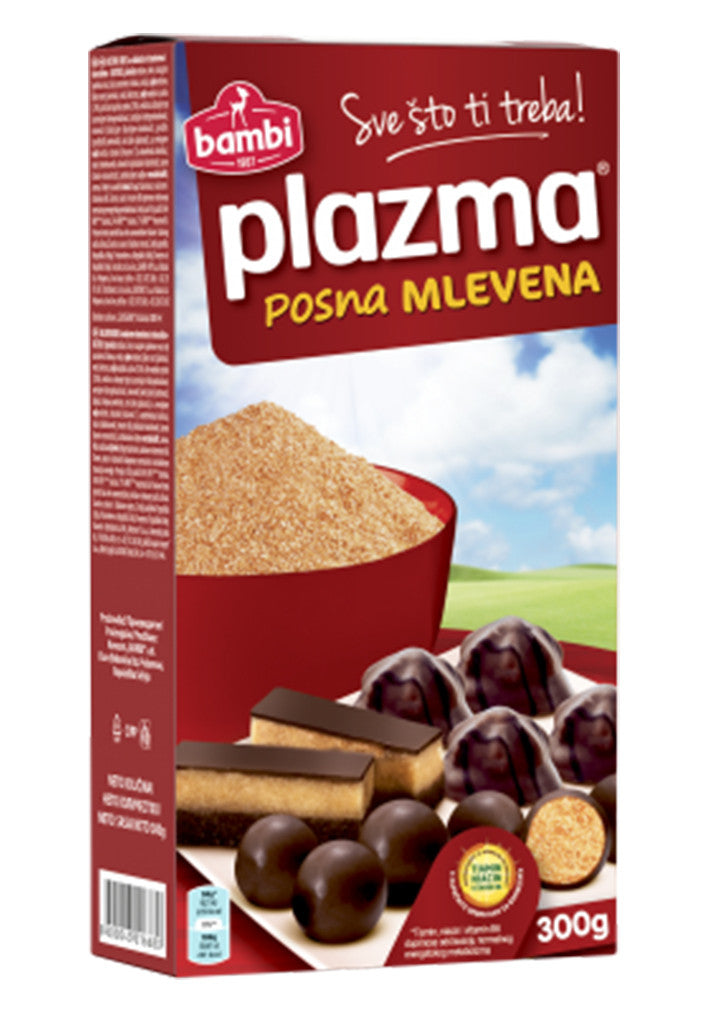 Bambi - Plazma Ground Fasten 300g