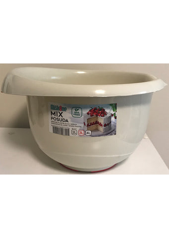 Bowl for mixing 3L