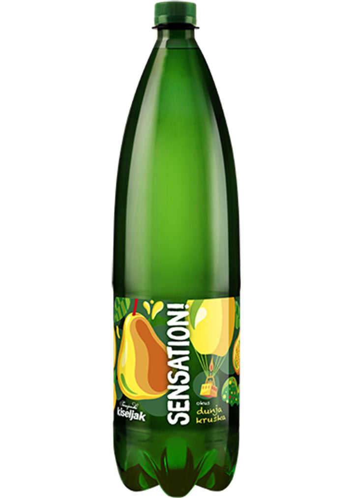 Sensation - Quince and pear 1.5L