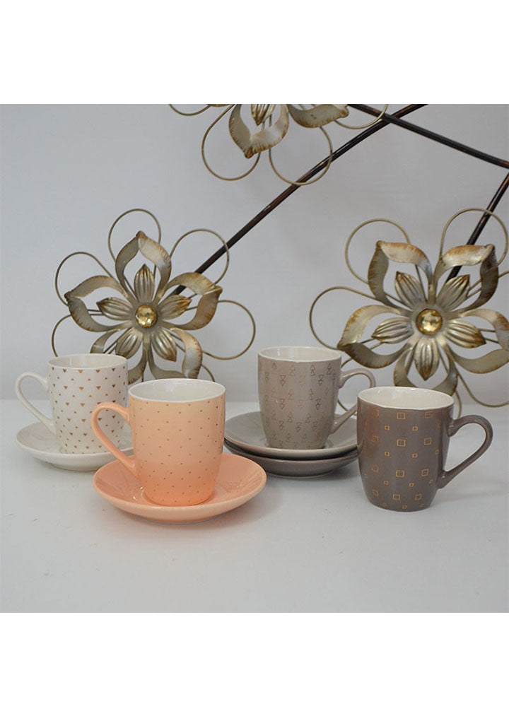 Sigma - Porcelain coffee set 2/1 pcs