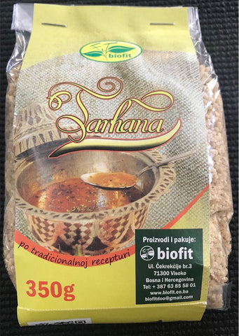Bio fit - Tarhana  350g