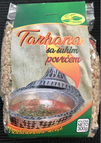 Bio fit - Tarhana with dry vegetables 300g