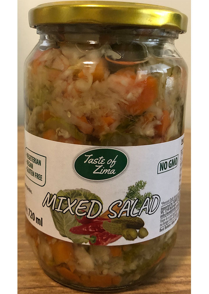 Taste of Zima - Mixed salad 720g
