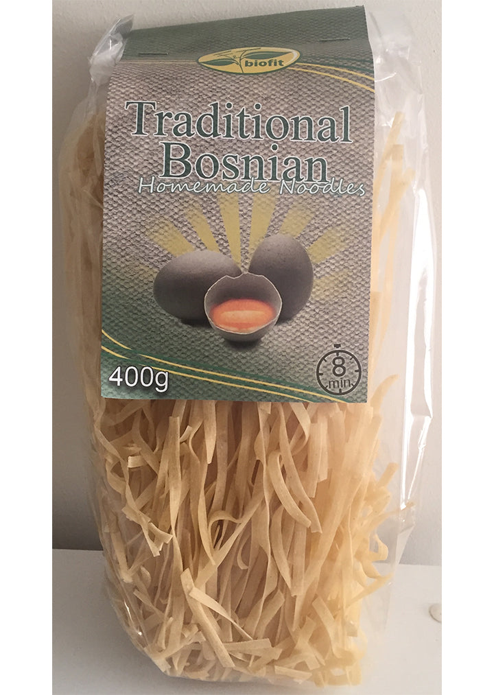 Bio fit - Traditional bosnian home made noodles 400g