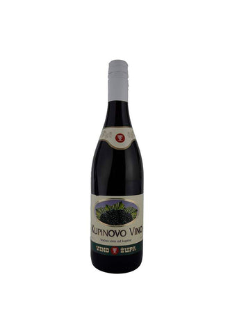 Vino Zupa -  Blackberry wine 4% vol. Alcohol 750ml