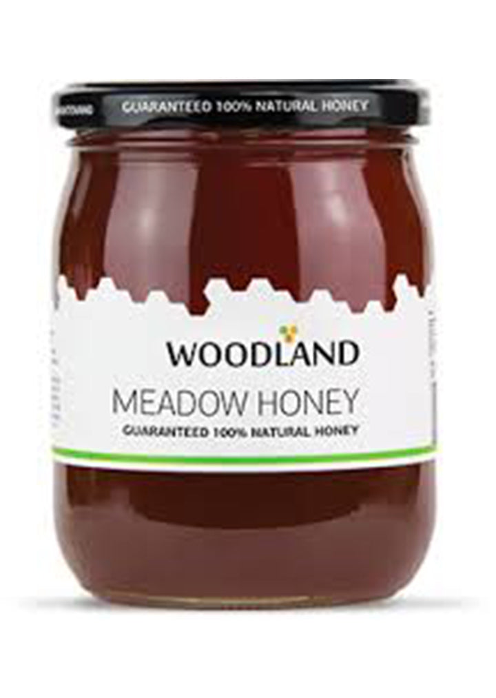 Woodland - Meadow honey 720 ml