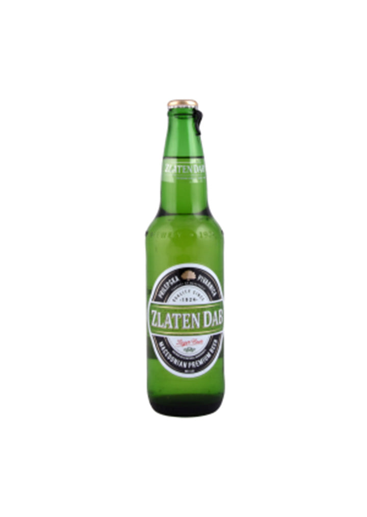 Zlaten Dab Beer 0.33 x 24pcs (BOX)