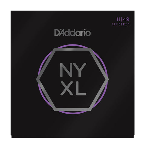D'Addario NYXL0946 Nickel Wound, Super Light Top / Regular Bottom, 09-46
