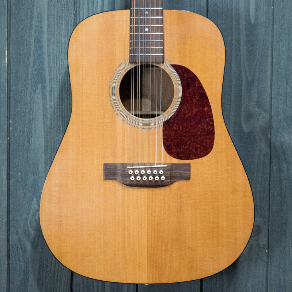 Martin D12-1 Natural w/ OHSC (Used - 1999)