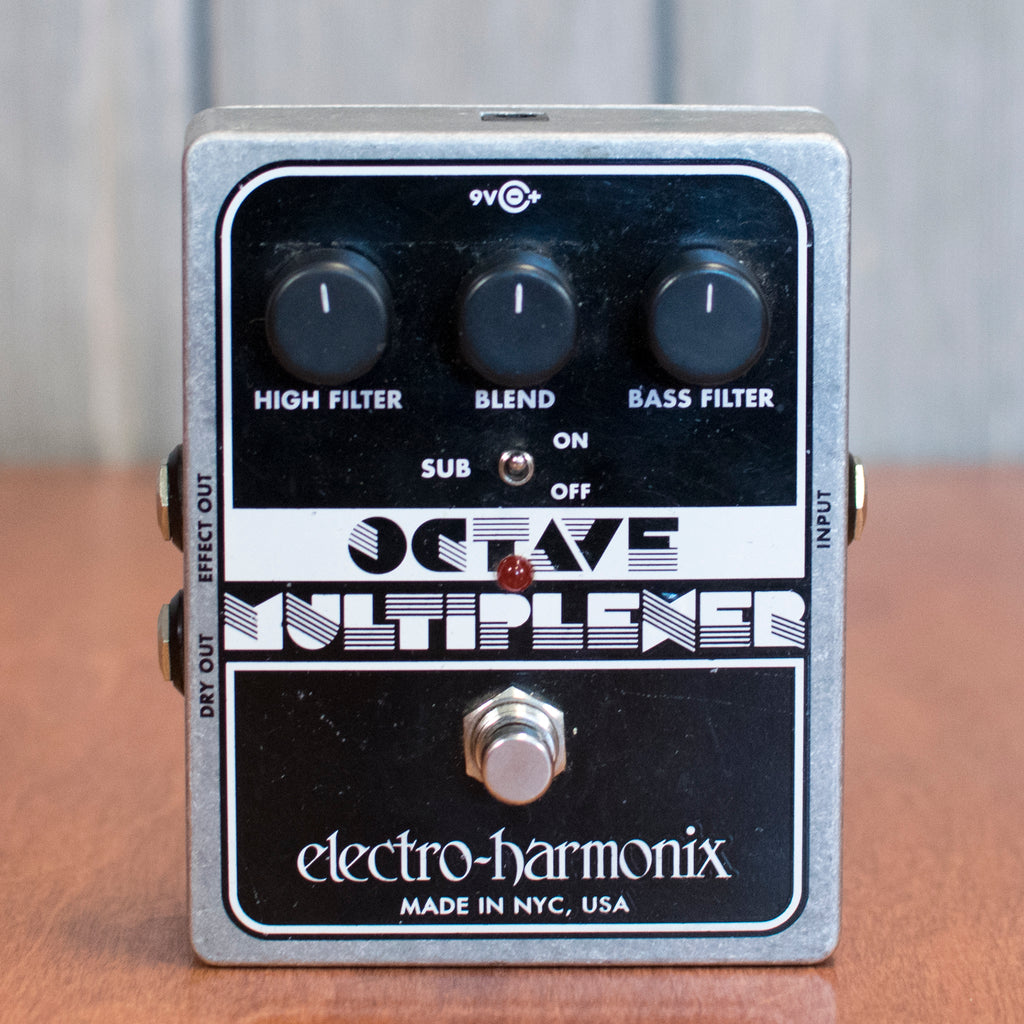 Used EHX Octave Multiplexer