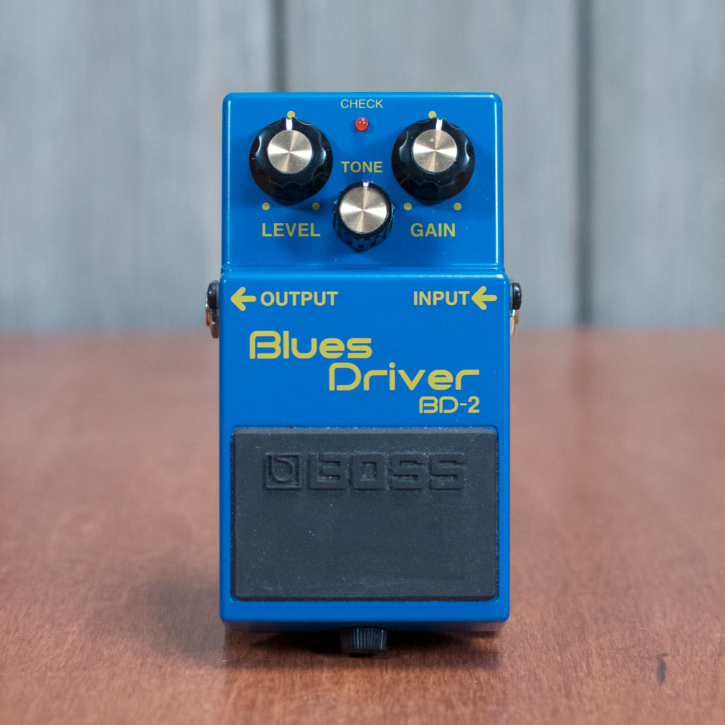 Used Boss BD-2 Blues Driver
