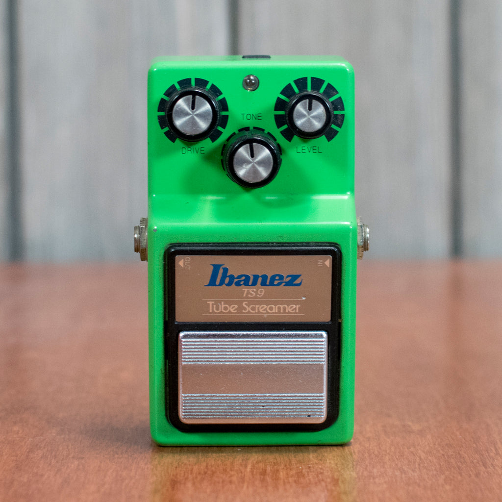 Used Ibanez TS-9 Tube Screamer Reissue