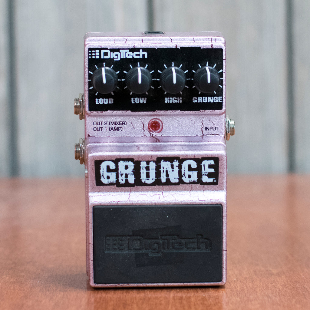 Used Digitech Grunge Fuzz