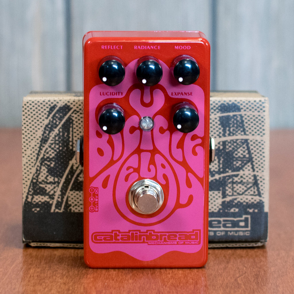 Used Catalinbread Bicycle Delay w/ Box